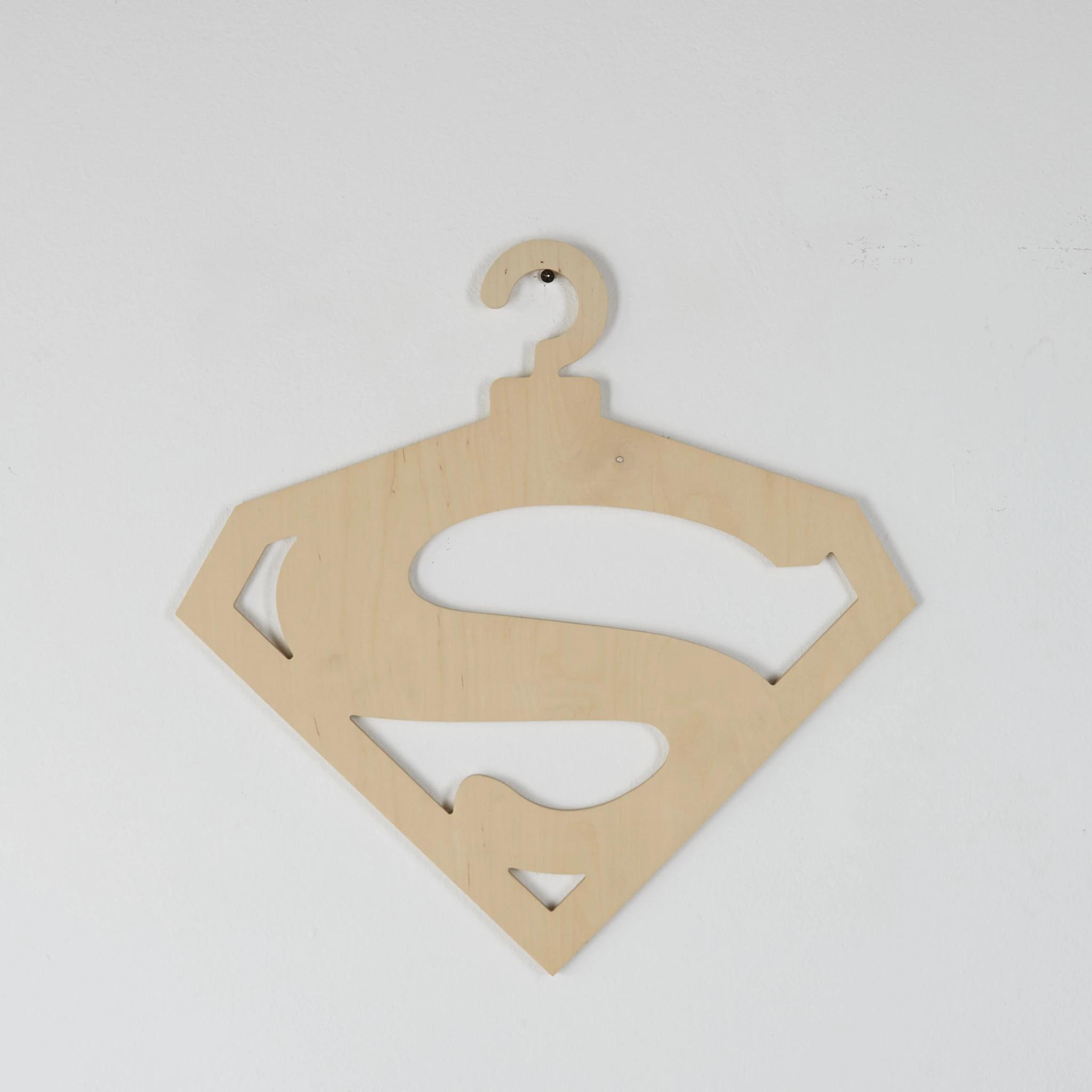 Laser Cut Superman Hanger Free CDR Vectors Art