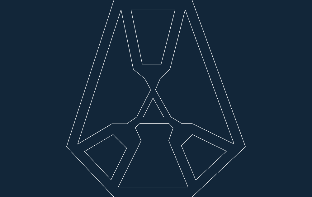 Eho Logo Free DXF File