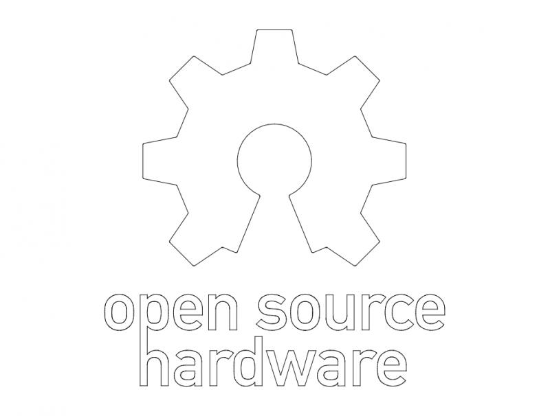 oshw-logo-r2000 Free DXF File