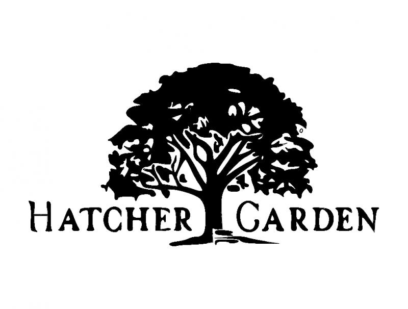Hatcher Logo 300 Free DXF File
