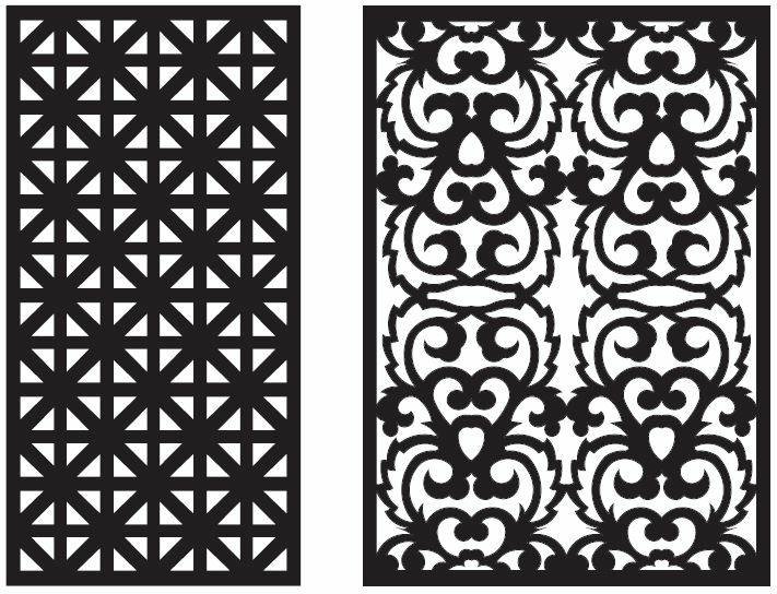 Pattern 25 Free DXF File