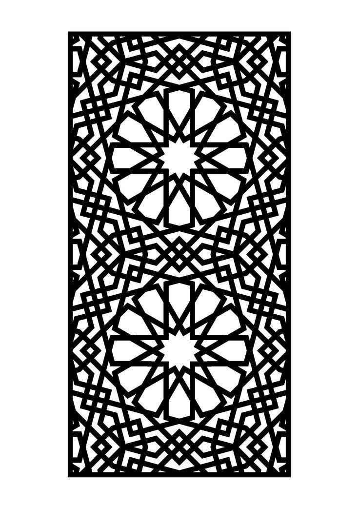 Pattern Ideas Free DXF File