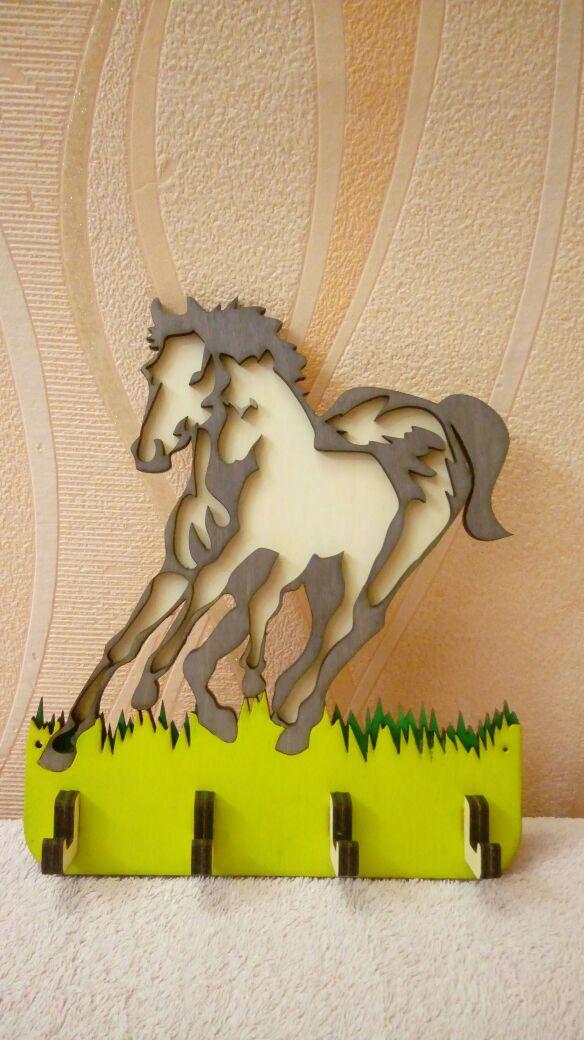 Laser Cut Stallion Horse Free CDR Vectors Art