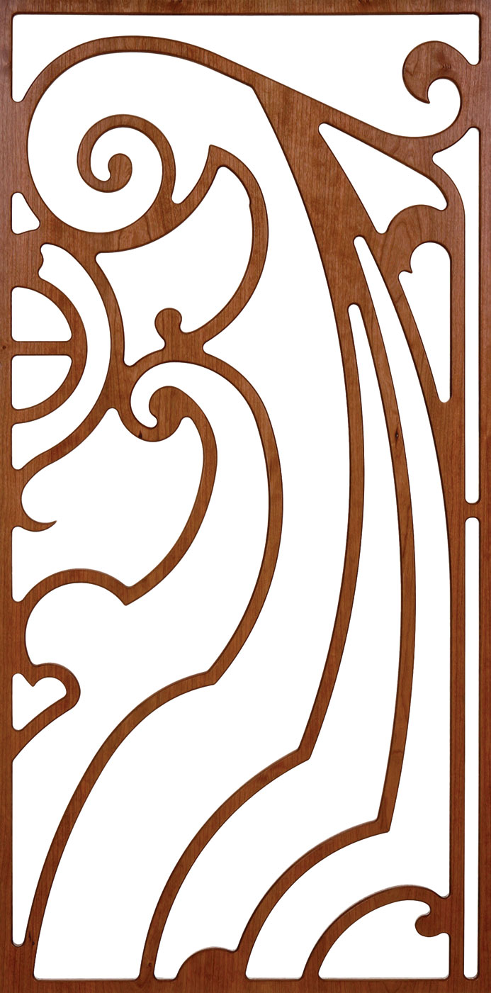 Wall Separator 300-v145 Free DXF File