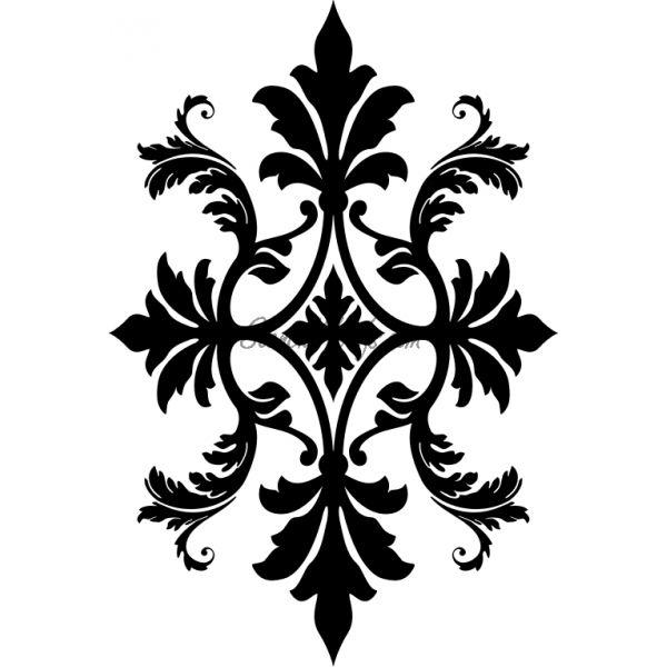 орнамент Free DXF File