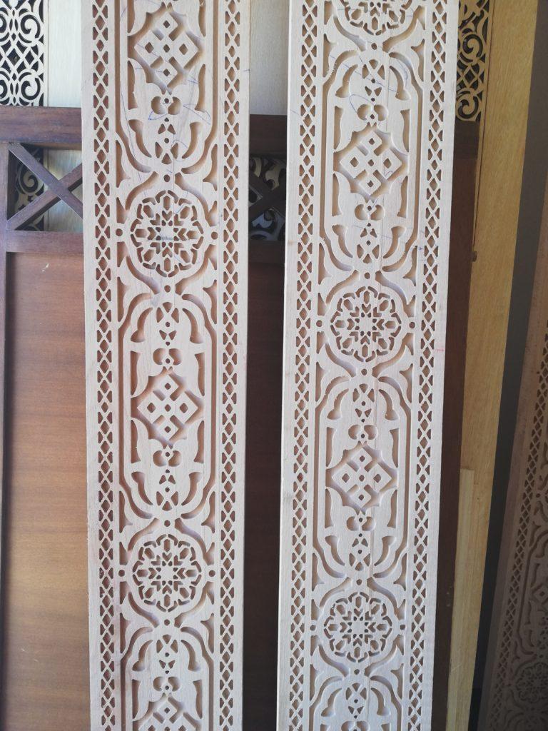 Design For Salon Arabic Moroccan Free DXF File