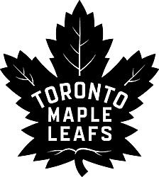 Maple Leafs Free DXF File
