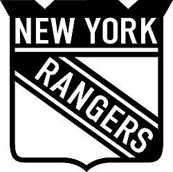 New York Rangers Free DXF File