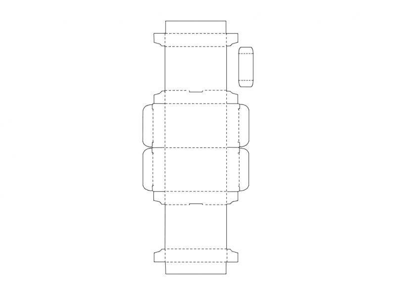 Box Design Ideas Free DXF File