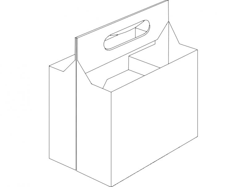 Box Templates Ideas Free DXF File