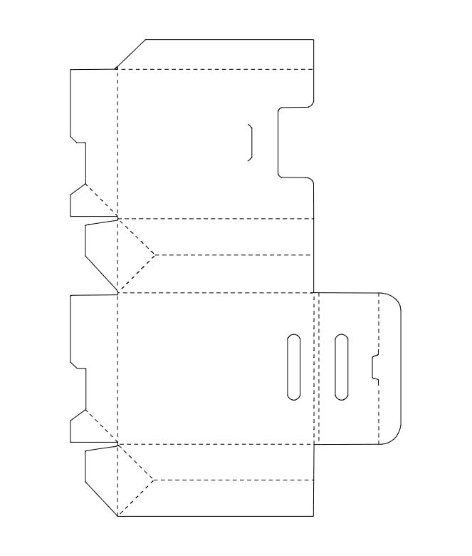 Embalagem (44) Free DXF File
