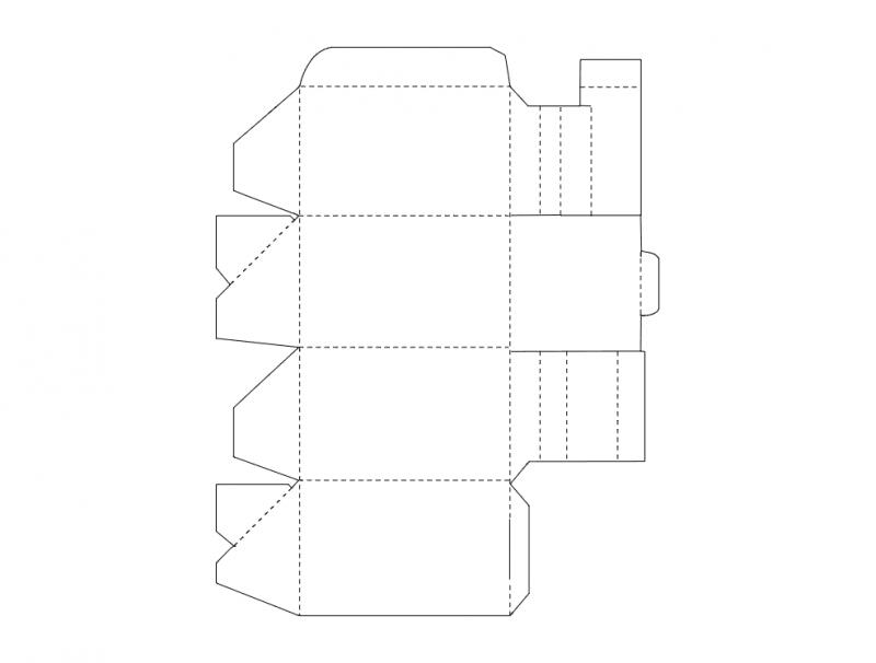 Embalagem (62) Free DXF File