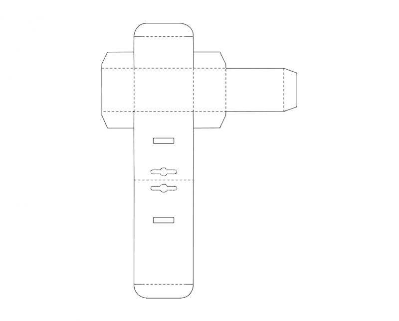 Embalagem (88) Free DXF File