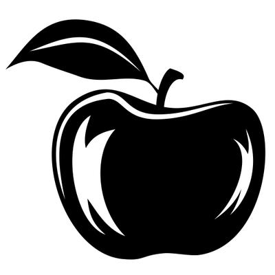 Apple Clip Art Free CDR Vectors Art