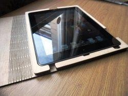 Cnc Laser Cut Tablet Case Free CDR Vectors Art