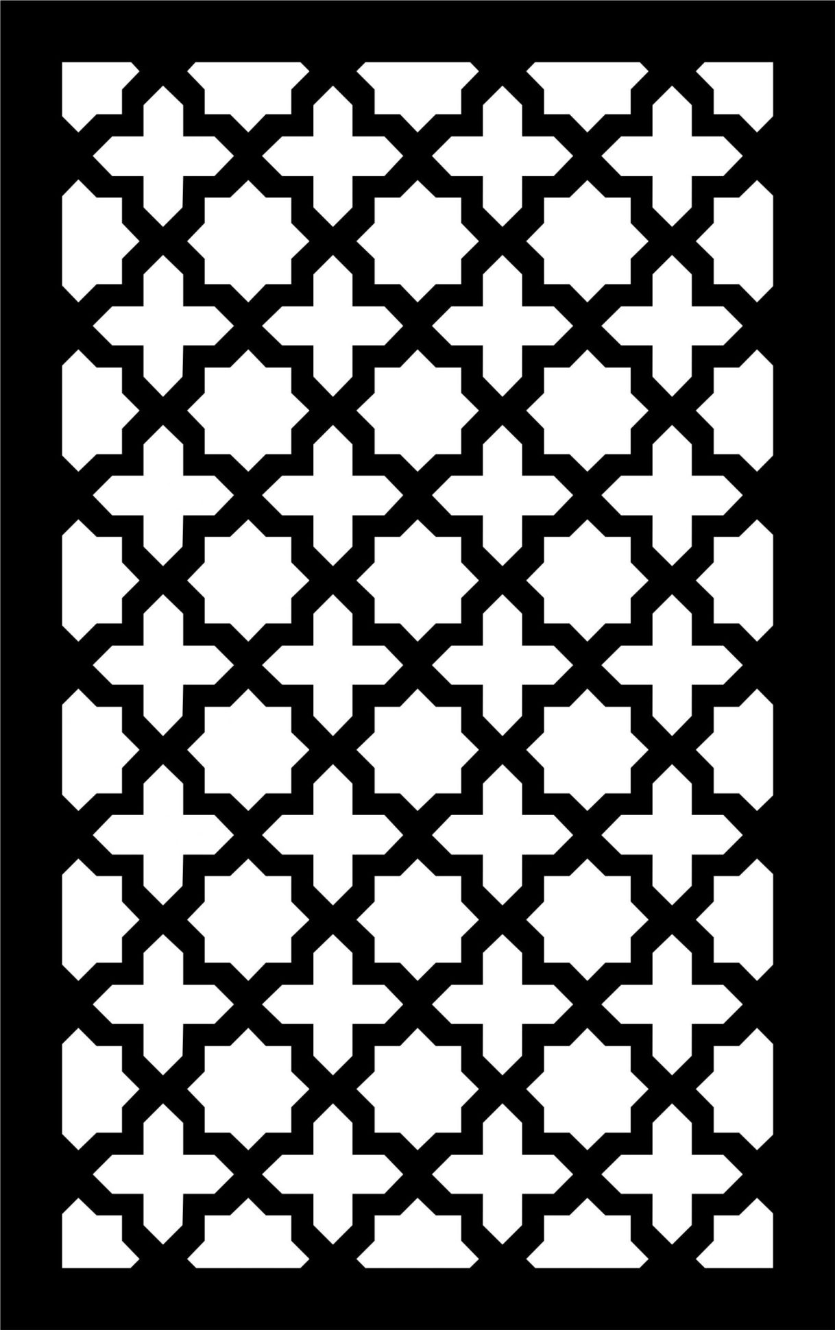 Decorative Screen Patterns For Laser Cutting 28 Free DXF File