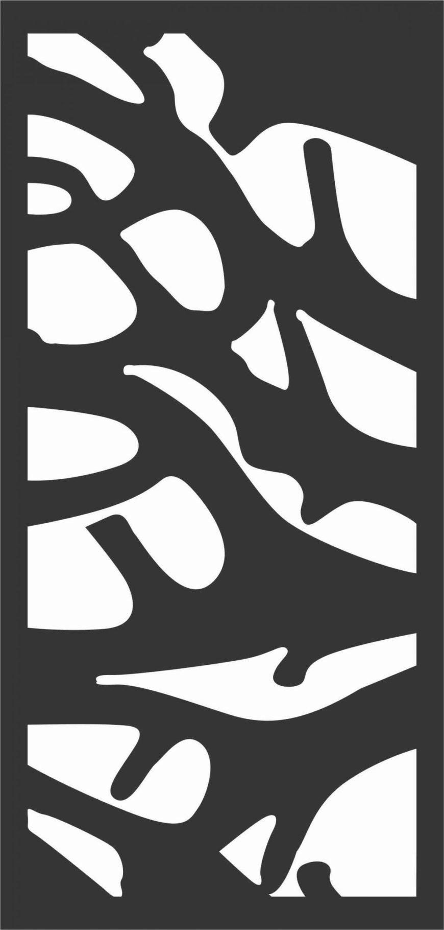 Decorative Screen Patterns For Laser Cutting 73 Free DXF File