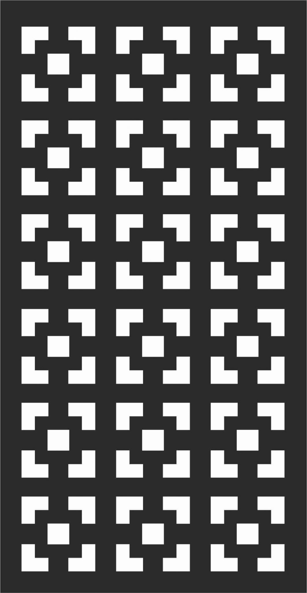 Decorative Screen Patterns For Laser Cutting 99 Free DXF File