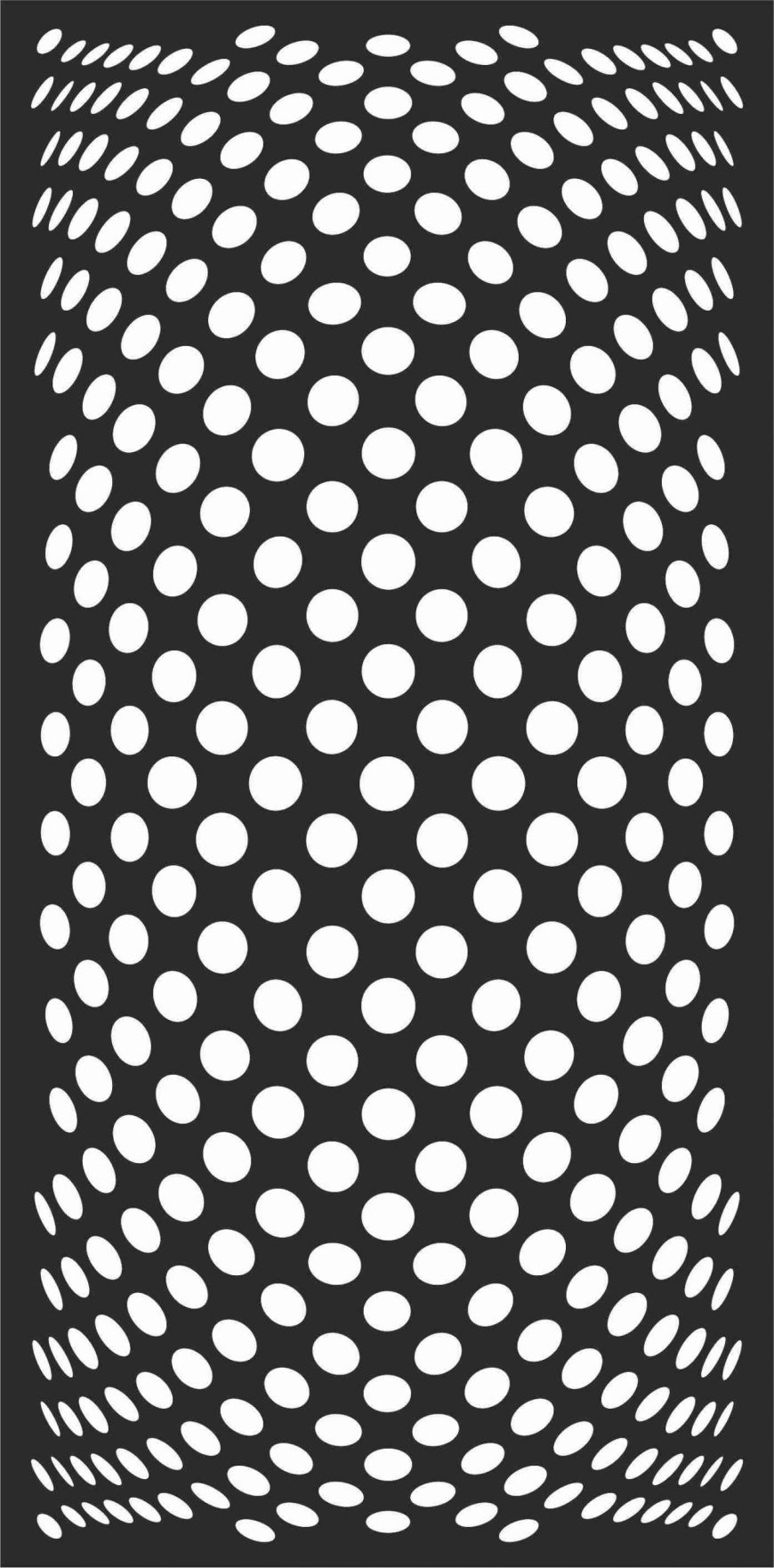 Decorative Screen Patterns For Laser Cutting 137 Free DXF File