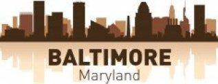 Baltimore Skyline Free CDR Vectors Art