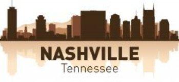 Nashville Skyline Free CDR Vectors Art