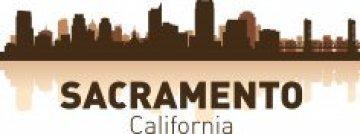 Sacramento Skyline Free CDR Vectors Art