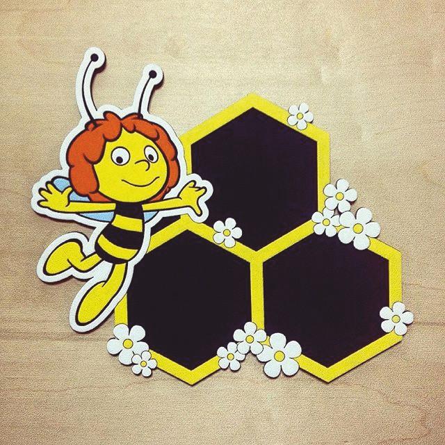 Laser Cut Bee Photo Frame Honeycomb Picture Frames Hexagon Frames Free CDR Vectors Art
