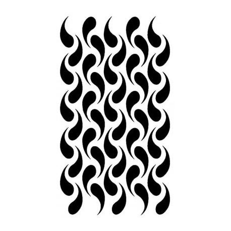 Weave Pattern Design Free DXF File
