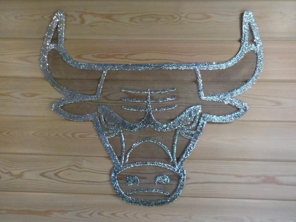 Laser Cut Bull Wall Art Free CDR Vectors Art