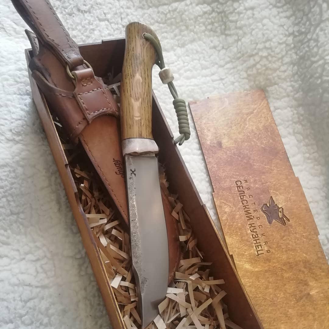 Knife Box 320x100x70mm Plywood 3mm Free CDR Vectors Art