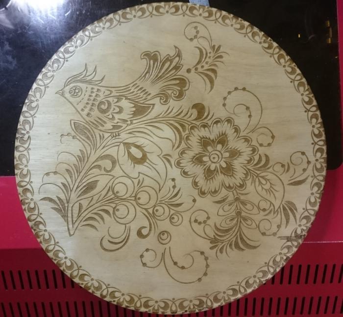 Laser Engraving Decorative Design Free CDR Vectors Art