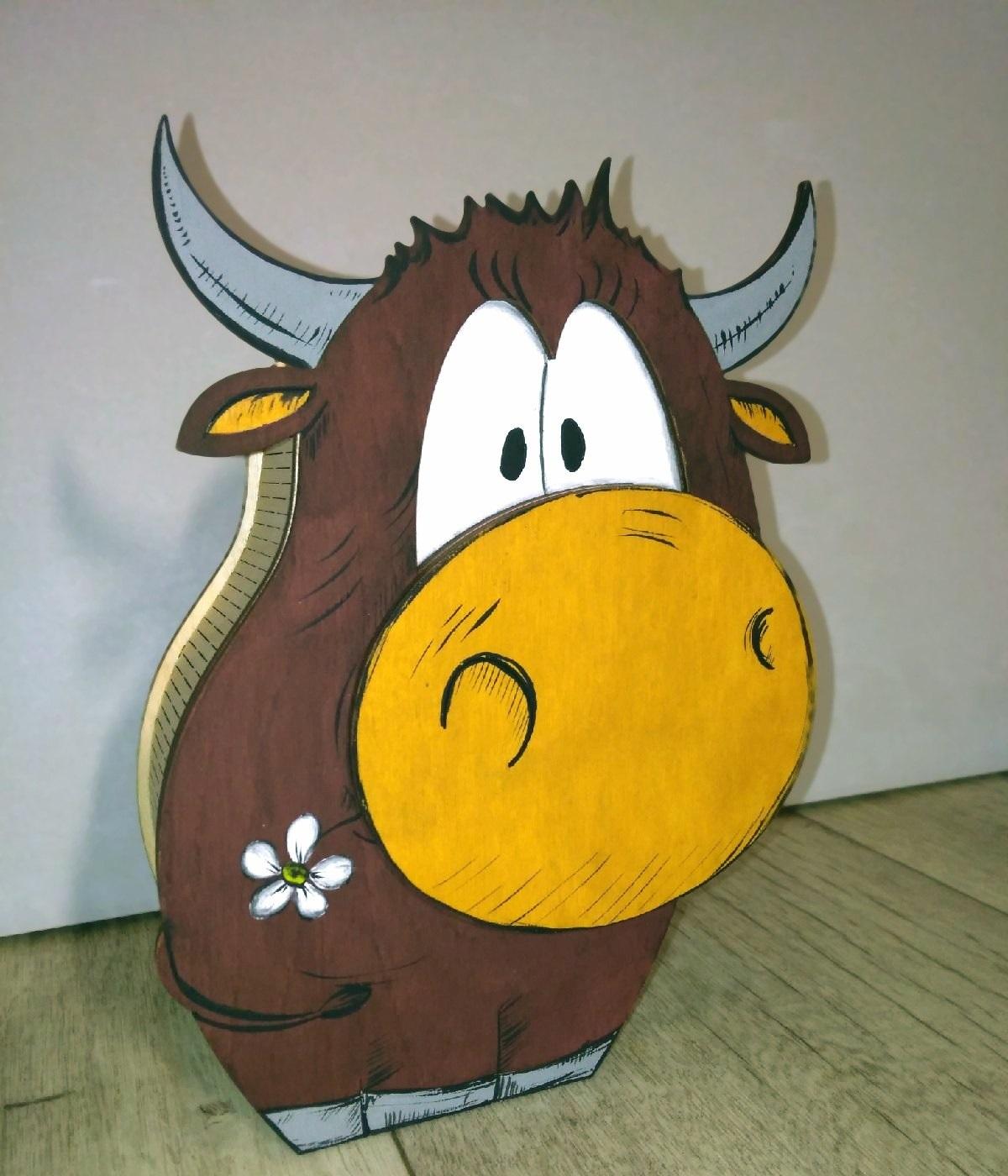 Laser Cut Wooden Animal Gift Box Free CDR Vectors Art