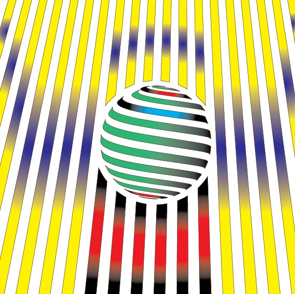 Illusion Vector 10 Free DXF File