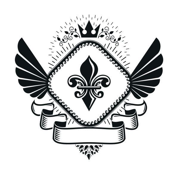 Best Emblem Design Logo Badge Free CDR Vectors Art