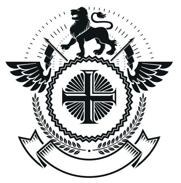 Emblem Badge Free CDR Vectors Art