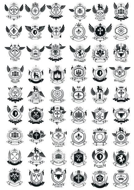 Emblem Design Logo Badge Collection Free CDR Vectors Art