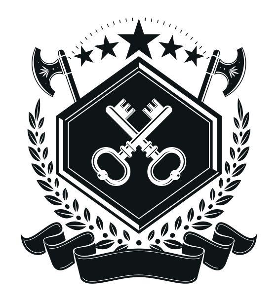 Emblem Design Logo Badge Free CDR Vectors Art