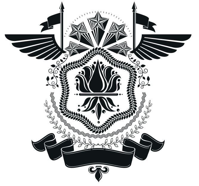 Emblem Logo Badge Free CDR Vectors Art