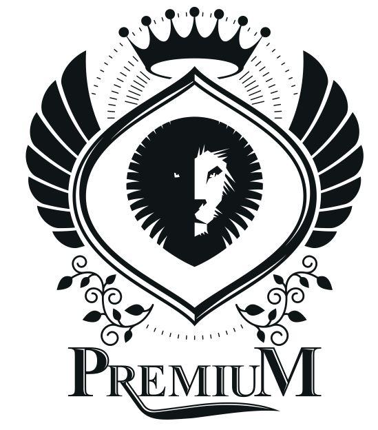 Premium Emblem Design Badge Free CDR Vectors Art