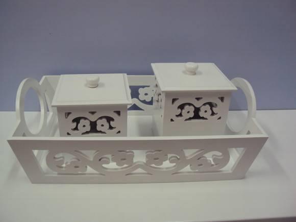 Laser Cut Tray Layout Free CDR Vectors Art