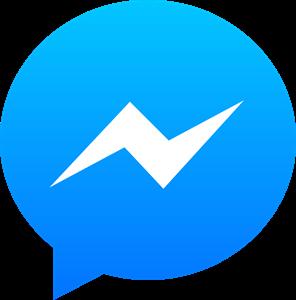 Facebook Messenger Logo Vector Free AI File