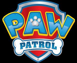 Paw Patrol Logo Vector Free AI File