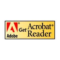 Adobe Acrobat Reader Logo EPS Vector