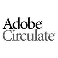 Adobe Circulate Logo EPS Vector