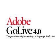 Adobe Golive 4.0 Logo EPS Vector