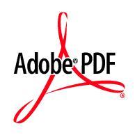 Adobe Pdf Logo EPS Vector