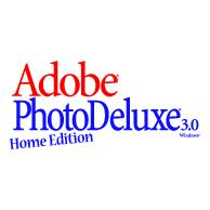 Adobe Photo Deluxe 3.0 Logo EPS Vector