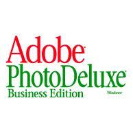 Adobe Photo Deluxe Business Edition Logo EPS Vector