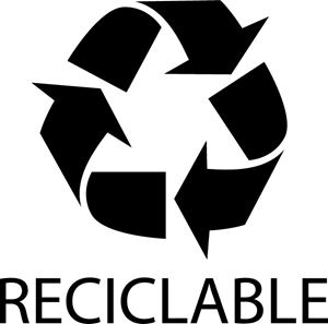 Reciclaje Logo Vector Free AI File