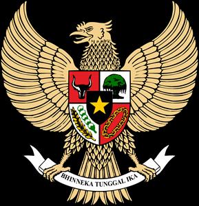 Garuda Pancasila Logo Free CDR Vectors Art